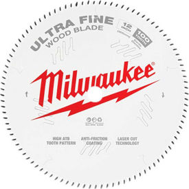 "Milwaukee® 48-40-4108 6-1/2"" 24 Carbide Teeth Circular Saw Blade"