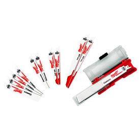 Milwaukee® 49-22-1129 12 Pc. Sawzall® Blade Set