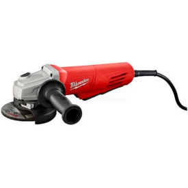 "Milwaukee® 6141-31 4-1/2"" Paddle Non-Lock Small Angle Grinder"