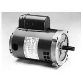 Marathon Motors Centrifugal Pump Motor, C332, 3/4HP, 115/230V, 3600RPM, Split PH, 56C FR, DP
