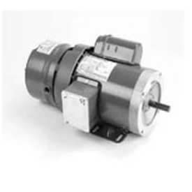 Marathon Motors Brakemotor, D452, 56T17F5349, 1/2HP, 208-230/460V, 1800RPM, 56C FR, 3PH, TEFC