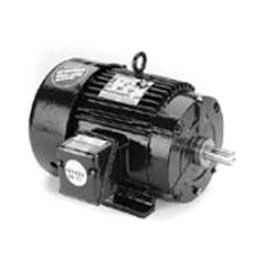 Marathon Motors Premium Efficiency Motor, E220, 15HP, 3600RPM, 230/460V, 3PH, 254T FR, TEFC