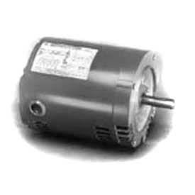 Marathon Motors HVAC Motor, H224, 5KH49SN3049, 1/4-1/10HP, 1140/850RPM, 115V, 1 PH, 56CZ FR