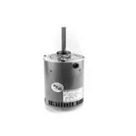 Marathon Motors Condenser Fan Motor, K1404, 3/4HP, 1140 RPM, 200-230/460 V, 3 PH, 48Z FR, OPEN