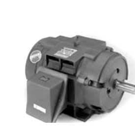 Marathon Motors Premium Efficiency Motor, U256, 15HP, 1200RPM, 208-230/460V, 3PH, 284T FR, DP