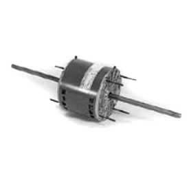 Marathon Motors Fan Blower Motor, X049, 48A11O773, 1/6HP, 1075RPM, 208-230V, 1PH, 48Y FR, OPAO