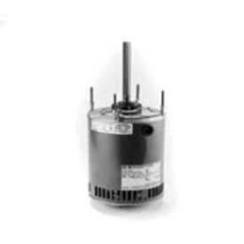 Marathon Motors Condenser Fan Motor, X271, 1 1/2HP, 1075 RPM, 208-230/460 V, 1 PH, 56Z FR, OPAO