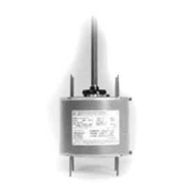 Marathon Motors Condenser Fan Motor, X413, 1/3HP, 1075 RPM, 208-230 V, 1 PH, 48Y FR, TEAO