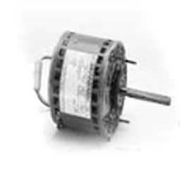 Marathon Motors Fan Blower Motor, X418, 48A11O2052, 1/3HP, 1075RPM, 208-230V, 1PH, 48Y FR, OPAO