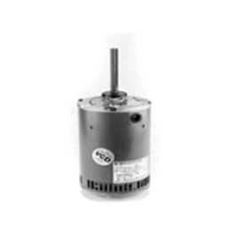 Marathon Motors Condenser Fan Motor, X513, 1HP, 1200 RPM, 208-230/460 V, 3 PH, 56HZ FR, OPAO by