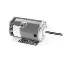 Marathon Motors Refrigeration Duty Motor, X531, 1 1/2HP-1HP, 900RPM, 208-230/460V, 3PH, 56HZ, OPEN