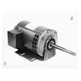 Marathon Motors Commercial Motor, X602, 56C17D2102, 1/2HP, 115/208-230V, 1725RPM, 1PH, DP