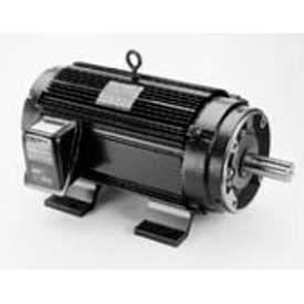 Marathon Motors Inverter Duty Motor, Y536, 143THTR5326, 1HP, 230/460V, 1800RPM, 3PH, 143TC, TENV