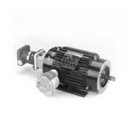Marathon Motors Inverter Duty Motor, Y980, 182THES8048, 3HP, 230/460V, 1800RPM, 3PH, 182TC, EPNV