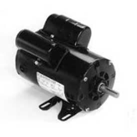 Marathon Motors Compressor Duty Motor, Z502, 184TBDR5326, 3HP, 230V, 1800RPM, 184T FR, DP