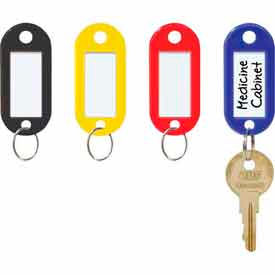 STEELMASTER® Key Tags 20 Pack, Assorted