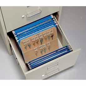 MMF STEELMASTER® 22 Key File Drawer Key Panel 201502203 Beige