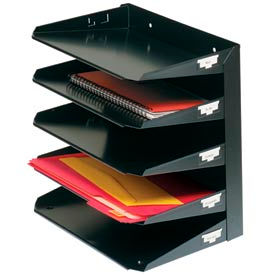 Steel 5-Tier Horizontal Organizer-Letter Size