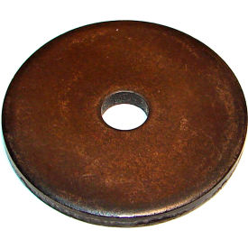"5/16"" Large O.D. Fender Washer - 1-1/4"" O.D. - 1/8"" Thick - Steel - Black Oxide - Pkg of 10 - DW-6"