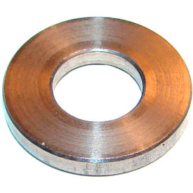 "1/4"" Precision Flat Washer - 5/8"" O.D. - 1/8"" Thick - Stainless Steel - Pkg of 10 - FW-0SS"