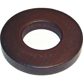 M16 Heavy Duty Flat Washer - 35mm O.D. - 5mm Thick - Steel - Black Oxide - Pkg of 10 - FW-416
