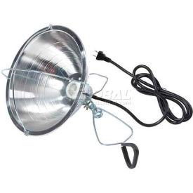 "Little Giant 10-1/2"" Brooder Reflector Lamp 170017 - Pkg Qty 4"