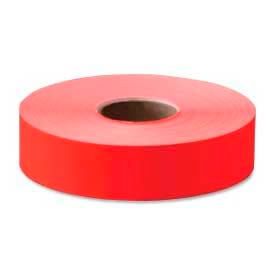 Monarch® One-Line Labels For Monarch 1131 Labelers, Red, 2500 Labels/Roll, 1 Roll/Pack
