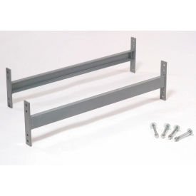 "Modern Equipment Cantilever Rack Horiz. Brace (3) Set (2000 Series), 95""W, for 10',12',14' Upright"