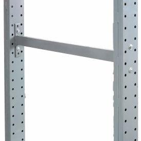"Modern Equipment M3B60 Cantilever Rack Horizontal Brace (3) Set (1000 Series), 59""W, for 12' Upright"