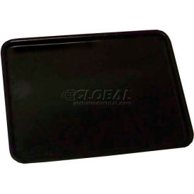"Molded Fiberglass Fibrestat ESD Lid 923110 for Nesting Box 923100 - 9-3/4""L x 9-1/4""W"