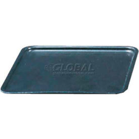 "Molded Fiberglass Fibrestat ESD Lid 930110 for Nesting Box 930100 - 12-3/8""L x 9-3/4""W"