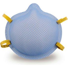 Moldex 1510 1500 Series N95 Respirator and Surgical Mask,, 20/Box