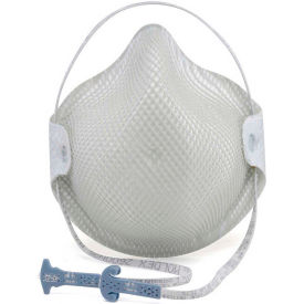 Moldex 2601N95 2600 Series N95 Particulate Respirators with HandyStrap, Small,...