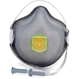 Moldex 2840R95 2840 Series R95 Particulate Respirators with HandyStrap,...