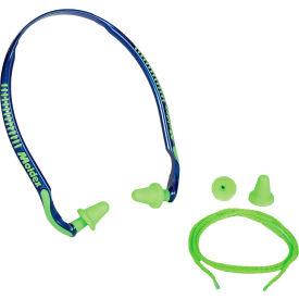 Moldex 6506 Jazz Band® Canal Cap Hearing Protectors, 10 Bands/Box