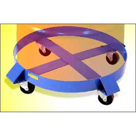 "Drum Dolly, Round, 23"" Diameter, 1000 Lbs. Capacity"