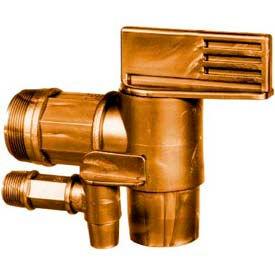 "Morse® Polyethylene Drum Faucet 68-75 for 3/4"" Bung"