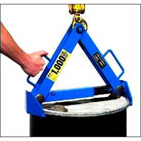 Morse® PailPRO™ Model 92-30 Drum Lifter - Top Chine - Rimmed Drums - 1000 Lb. Cap.