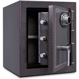 """Mesa Safe Burglary & Fire Safe Cabinet MBF1512C 2 Hr Fire Rating, Combo Lock, 17-1/4""""Wx18-3/4""""Dx20""""H"""