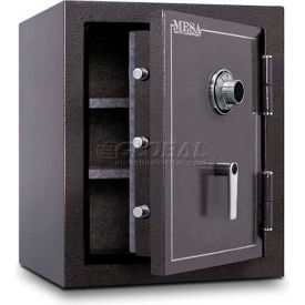 "Mesa Safe Burglary & Fire Safe Cabinet MBF2620C 2 Hr Fire Rating, Combo Lock, 22""W x 22""D x 26-1/2""H"
