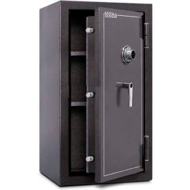 "Mesa Safe Burglary & Fire Safe Cabinet MBF3820C 2 Hr Fire Rating, Combo Lock, 22""W x 22""D x 40""H"