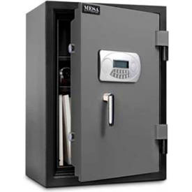 "Mesa Safe Fire Safe MF70E UL 1 Hr Class 350 Fire Rated, Digital Lock, 19-5/8""W x 18-7/8""D x 27-1/2""H"