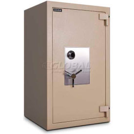 """Mesa Safe High Security Burglary Fire Safe MTLE4524 TL-15 - 2 Hr Fire Rated, 31""""W x 29-1/2""""D x 52""""H"""