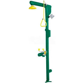Speakman SE-7000 Safe-T-Zone® Heat Traced Series Combination Station