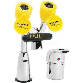 Speakman SEF-1800-CA-SL Lead Free Single Lever Eye Saver® Eyewash Faucet