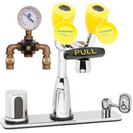 Speakman SEF-1815-TW Battery Operated Sensor Eye Saver Eyewash Faucet
