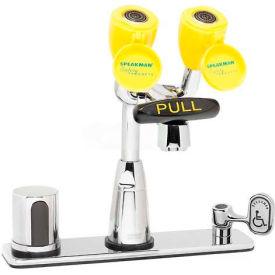 Speakman SEF-1816 Battery Operated Sensor Eye Saver Eyewash Faucet
