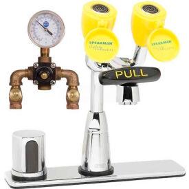 Speakman SEF-1822-TW AC Operated Sensor Eye Saver Eyewash Faucet