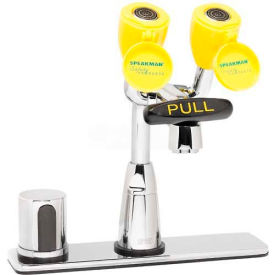 Speakman SEF-1823 AC Operated Sensor Eye Saver Eyewash Faucet