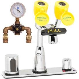Speakman SEF-1824-TW AC Operated Sensor Eye Saver Eyewash Faucet